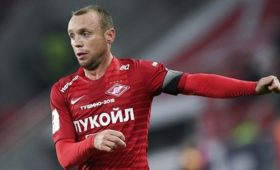 Денис Глушаков прошел медобследование в«Спартаке»
