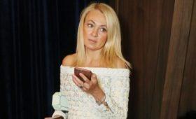 Рудковская публично осудила бывшую жену Кержакова