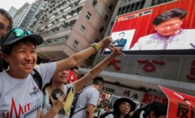 Власти Гонконга отложили рассмотрение закона об экстрадиции в Китай