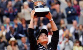 Австралийская теннисистка Барти впервые вкарьере возглавила рейтинг WTA