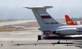 СМИ узнали о повторном визите транспортника Минобороны России в Венесуэлу