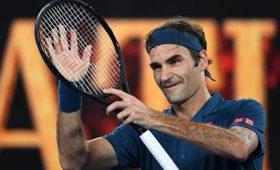 Федерер вышел вовторой круг турнира вХалле