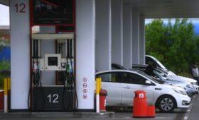 Росстат отчитался о росте потребительских цен на бензин в мае