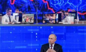 Путину не надоело быть президентом