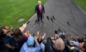 Трамп заявил о большой ошибке Ирана после инцидента с беспилотником