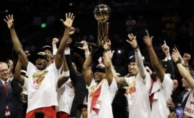 «Торонто» стал чемпионом НБА