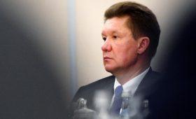Миллер заявил об отсутствии планов создания мегаподрядчика