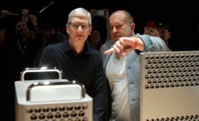 Главный дизайнер Apple Джони Айв решил уйти в отставку