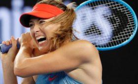 Шарапова заняла 85-еместо вобновлённом рейтинге WTA