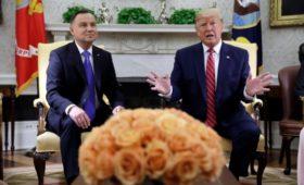 Трамп допустил увеличение контингента США в Польше в полтора раза