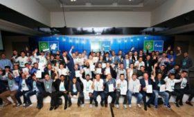 Данстарт работе Международной академии длятренеров детских футбольных команд
