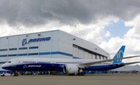 СМИ узнали о подозрениях властей США из-за сборки Boeing 787 Dreamliner