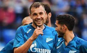 «Зенит» победил «Оренбург» истал единоличным лидером чемпионата России