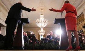 Названный Трампом «тупым парнем» посол Британии в США подал в отставку