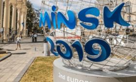 Сборная России досрочно выиграла медальный зачёт Европейских игр— 2019