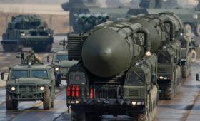Российские военные запустили межконтинентальную баллистическую ракету