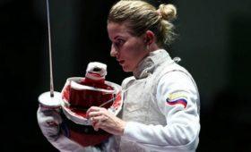 Рапиристка Дериглазова принесла сборной России первое золото ЧМ-2019 пофехтованию