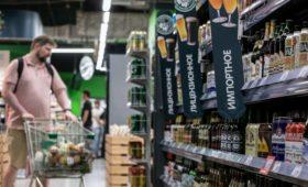 Минпромторг предложил разрешить ретейлерам не считать пиво алкоголем
