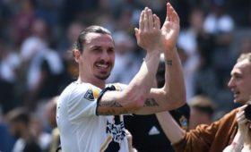 Футбол встиле тхэквондо: Ибрагимович присоединился кпопулярному челленджу