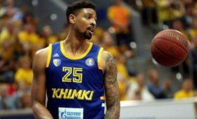 Американский баскетболист Джордан Мики покинул «Химки»