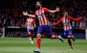 «Атлетико» разгромил «Реал» вматче Международного кубка чемпионов