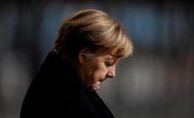 «Здоровали канцлер, чтобы продолжать?»— западные СМИ о дрожи Меркель
