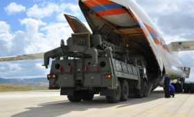 Bloomberg узнал о готовящихся в США санкциях против Турции из-за С-400