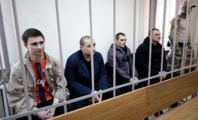 Украинский омбудсмен заявила о договоренностях по освобождению моряков
