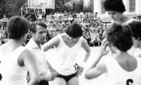 Ушла изжизни легенда советского баскетбола Салимова
