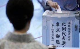 Экзитполы выявили победителя выборов в верхнюю палату парламента Японии