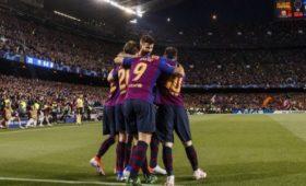 СМИ: «Барселона» может провести товарищеский матч с«Зенитом» в2020 году
