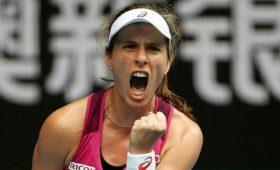 Теннисистка разругалась спринявшимся «поучать» еежурналистом
