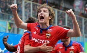 ЦСКА разгромил «Рубин» вконтрольном матче