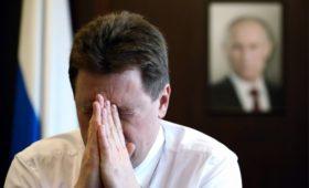 Замену губернатору Севастополя нашли на хакасском фронте
