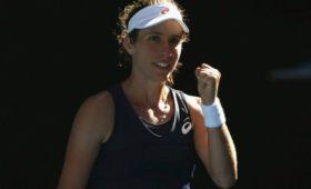 Теннисистка поругалась с«поучавшим» еежурналистом