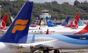 WSJ назвала сроки возможного возобновления полетов Boeing 737 MAX