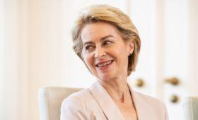 Новая глава Еврокомиссии решила вести диалог с Россией с «позиции силы»