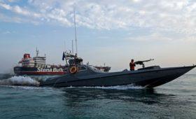 США попросили Германию помочь с защитой от Ирана в Ормузском проливе