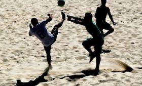 Сборная Украины попляжному футболу неприедет вМоскву