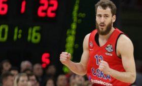 СМИ: ЦСКА нестал продлевать контракт сбаскетболистом Родригесом
