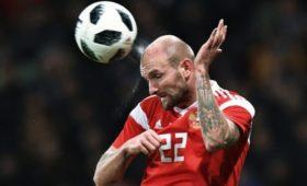 Защитник «Динамо» Рауш: надеюсь, незабыли меня