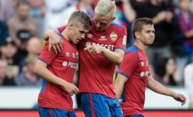 ЦСКА обыграл «Оренбург» вовтором туре РПЛ