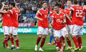 Сборная России опустилась на46-еместо врейтинге ФИФА