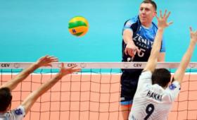 «Применить дисциплинарные санкции»: вПольше призвали наказать волейболиста Спиридонова закомментарий вTwitter