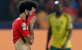 Салах обратился кфанатам после вылета сборной Египта сКАН-2019