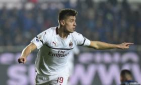 Польский нападающий сменил номер в«Милане»