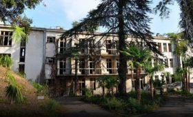 «Дочка» ВТБ построит элитный жилой комплекс на земле санатория в Сочи