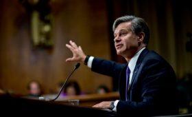 Глава ФБР заявил о плане России вмешаться в выборы США вопреки санкциям