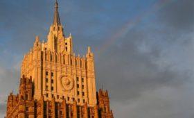МИД назвал неадекватной американскую концепцию противодействия России