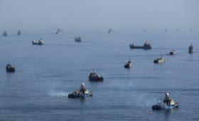 Иран заявил о планах провести учения с Россией в Ормузском проливе